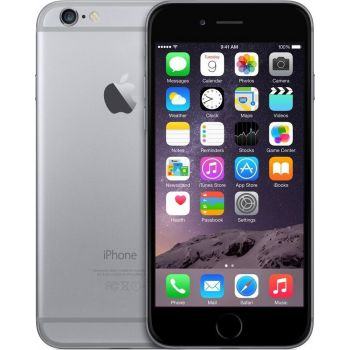 iPhone 6 16GB Space Gray (MG472)