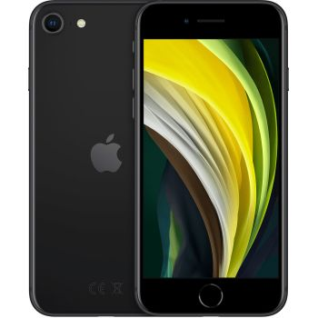 iPhone SE 2020 64GB Black (MX9R2)