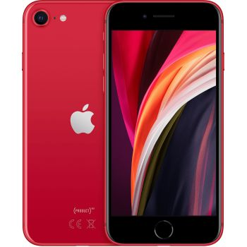 iPhone SE 2020 64GB Red (MX9U2)