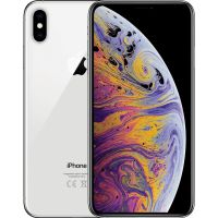 iPhone XS Max 64GB Silver (MT512)