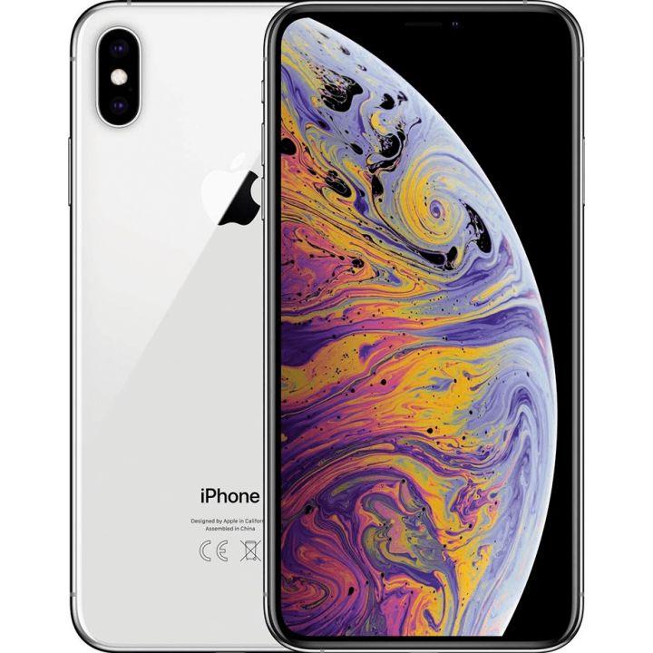 iPhone XS Max 64GB Silver (MT512)