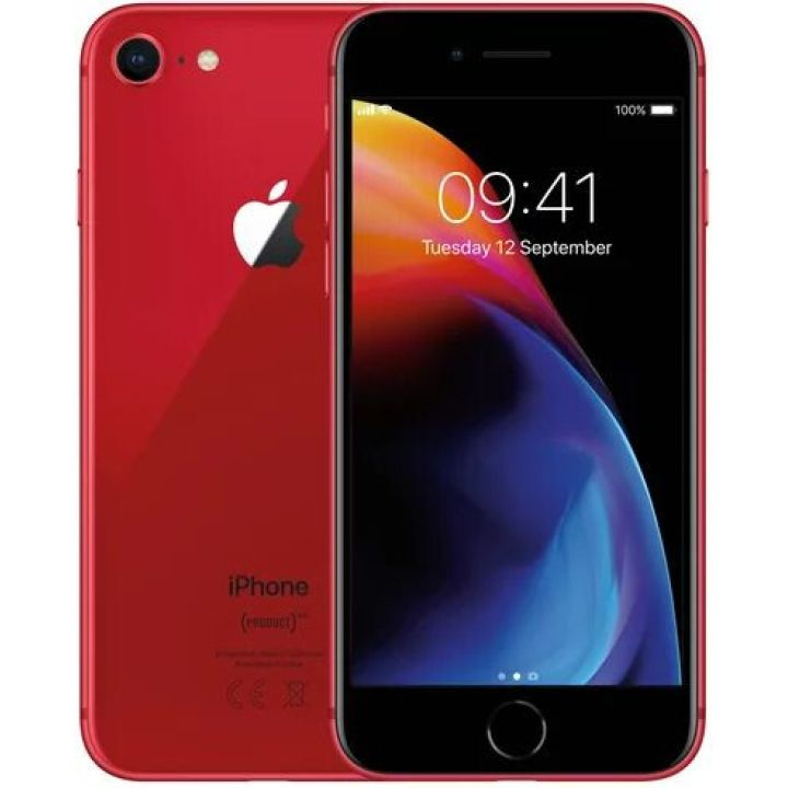 iPhone 8 64GB PRODUCT RED (MRRK2)