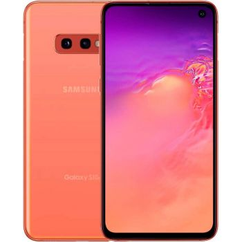 Samsung Galaxy S10 (128gb) SM-G973U Orange (Flamingo Pink)